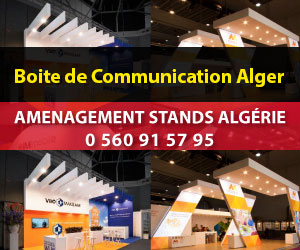 amenagement realisation stands algerie